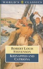 Kidnapped: And Catriona - Robert Louis Stevenson - Oxford - Good - Paperback