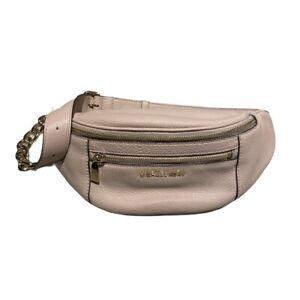 Michael Kors Mott Medium Leather Waistpack Belt Bag Soft Pink MSRP $248 NWT