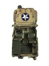 1:32 Diecast Unimax Toys Forces of Valor North Africa US Army Jeep - NSG Repaint