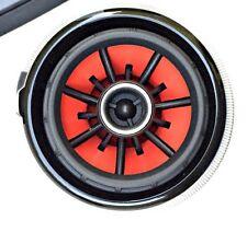 Audi A3 S3 RS3 8v Folienbeschichtung Lüfterdüsen RS LOOK rot