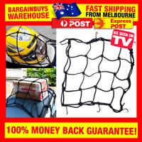 Motorbike Cargo Net Secure Luggage Spare Motorcycle Helmets Bags