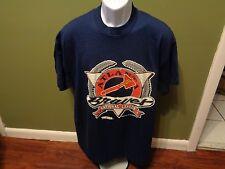 Deadstock Trench Atlanta Braves Baseball 1992 National League T Shirt Sz Xl
