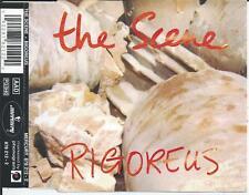 THE SCENE - rigoreus CD-MAXI 2TR (MERCURY) 1990 HOLLAND