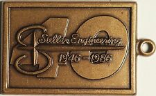 Steller Engineering 40 Year Commemorative Medal 1946-1986