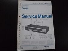 Original Service Manual  Philips 22AH783