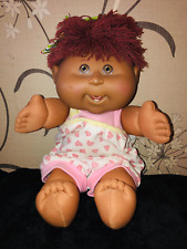 Rare 2004 Cabbage Patch Doll AA Red Hair Brown Eyes - Dressed - by Play Along
