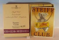 Steiff Club Emailschild Exclusiv für Club-Mitglieder in O-Box #210