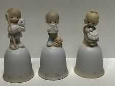 Precious Moments Set Of Three Bells:
