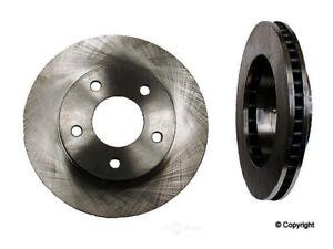 Disc Brake Rotor-Original Performance Front WD Express 405 09008 501
