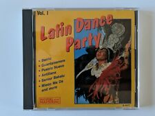 LATIN DANCE PARTY Vol 1 Digital Mastering CD ~MINT Complete S-4577 Guantanamera