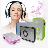 Workout Mp3 Player Gym Mini Clip Portable Mirror Sport Walkman Audio Music New