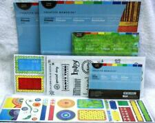 Creative Memories 12x12 Primary Power Palette Collection - Scrapbook / Kit