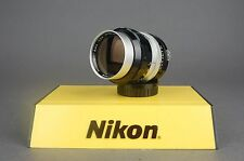 Nikon Nikkor-P Auto 105mm f/2.5 Non-Ai Nippon Kogaku Lens