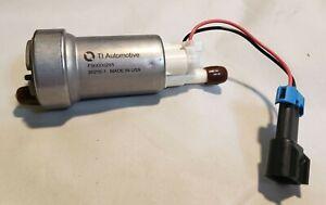 Genuine Walbro TI Auto 525lph F90000285 Hellcat Fuel Pump & 400-1174 Install Kit