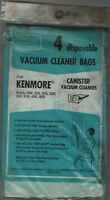Sears Vacuum Cleaner Bags For Kenmore Canister Vacuum Cleaners Vintage Made USA