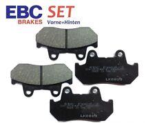 EBC Brake Pads Set Front+Rear Honda Gl 1200 AE / Af / Ag Goldwing 84-86