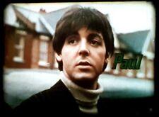 4 x Beatles film trailers. Super 8mm sound