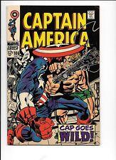 Captain America #106 October 1968