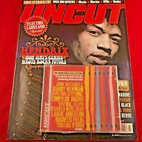 UNCUT MAG Mar 04 Jimi Hendrix Electric Ladyland, James Brown, Jack Black incl CD