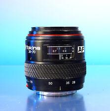 Tokina AF SD 28-70mm / 3.5-4.5 für Sony Minolta A Objektiv lens - (42768)