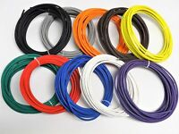 500' AUTOMOTIVE WIRE 16 AWG HIGH TEMP GXL STRANDED WIRE 10 COLORS 50 FT EA  USA