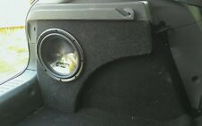 EMPTY! Ford Focus XR5 2004-2011 10inch sub Fibreglass subwoofer box