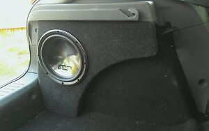 Ford Focus XR5 2004-2011 10inch sub Fibreglass subwoofer box