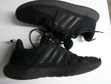 Adidas CF Lite Racer Gr. 47,5 / US 12,5 / 30,5 cm Artikel # BB9819 black worn