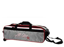 Roto Grip 3 Ball All Star Edition Tote Bowling Bag Slate/Black/White/Red