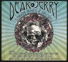 VARIOUS ARTISTS - DEAR JERRY: CELEBRATING THE MUSIC OF JERRY GARCIA USED - VERY