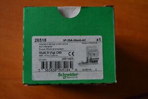 SChneider 26518 Bloc Différentiel 25A - 3P - 415V - type AC