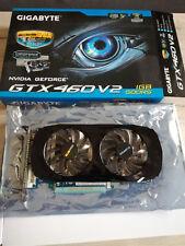 GIGABYTE NVIDIA GeForce GTX 460 v2 (1024 MB) (GV-N460OC-1GI) Grafikkarte