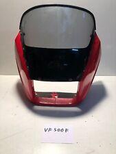 Honda VF 500 F Frontmaske Kanzel Verkleidung Vorne Windschild
