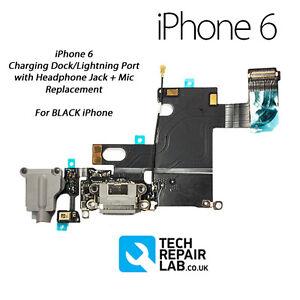 NEW Lightning Connector/Charging Dock/Port + Headphone Jack Repair FOR iPhone 6