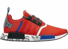 "ADIDAS NMD_R1 ""TRANSMISSION PACK"" MEN SIZE 8.5 ACTIVE RED NEW COMFORTABLE RARE"