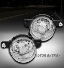 93 94 95 HONDA DEL SOL S SI VTEC BUMPER DRIVING FOG LIGHT CHROME LEFT+RIGHT PAIR