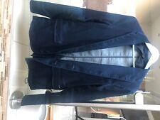 Mens ARMANI navy( denim feel ) blazer size XL