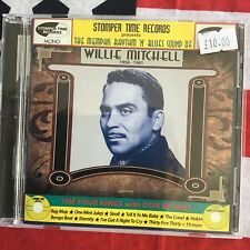 Willie Mitchell - The Memphis R&B Sound Of...Rockabilly CD, Stomper Time Records
