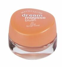 3x Maybelline New York Dream Mousse - 02 Blush