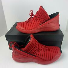 Nike Jordan Flight  Luxe Gym Red Black Bulls Men Shoes Sneakers 919715-601