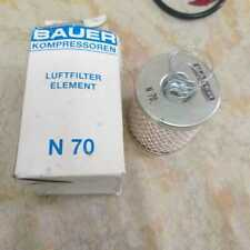 Bauer Breathing Air N70 inlet air filter