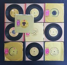 "PHILADELPHIA SOUND PIR Collection Wasnel/Intruders/Degrees 10 x 7"" 45 VINYL LOT"