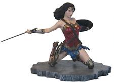 Justice League Movie Gallery Wonder Woman Statue Diamond Select