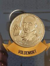 HARRY POTTER - Mini Médailles Monnaie de Paris 2021 - VOLDEMORT - NEUF