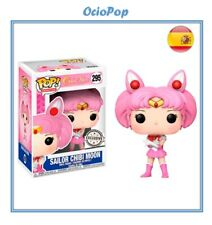 Sailor Moon/ Funko Pop Chibi Moon 295 - Glitter Exclusive