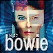 David Bowie - The Best of Bowie (CD) 19 Greatest Hits - CLASSICS  AA2