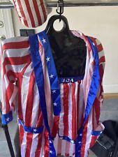 New Found Glory Jordan's Rocky Stage Costume. Used. Smells Weird.