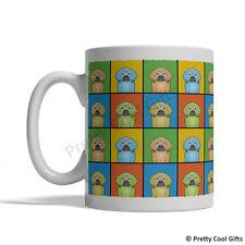 Puggle Dog Mug - Cartoon Pop-Art Coffee Tea Cup 11oz Ceramic