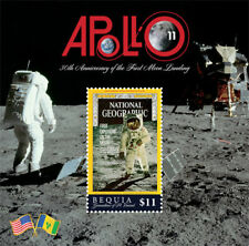 Bequia, Grenadines of St.Vincent 2019 APOLLO 11 ,space  I201903