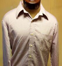 Lauren by Ralph Lauren Non Iron Dress Shirt Size 17 32/33 100% Cotton
